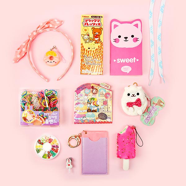 Kawaii Box September 2014 The Cutest Monthly Kawaii