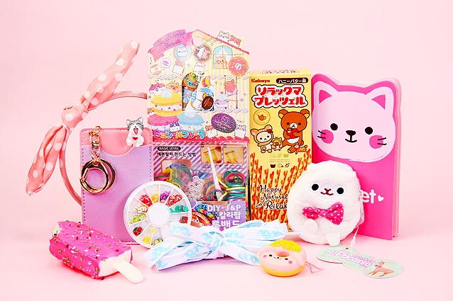 Kawaii box september 2014 the cutest monthly kawaii subscription