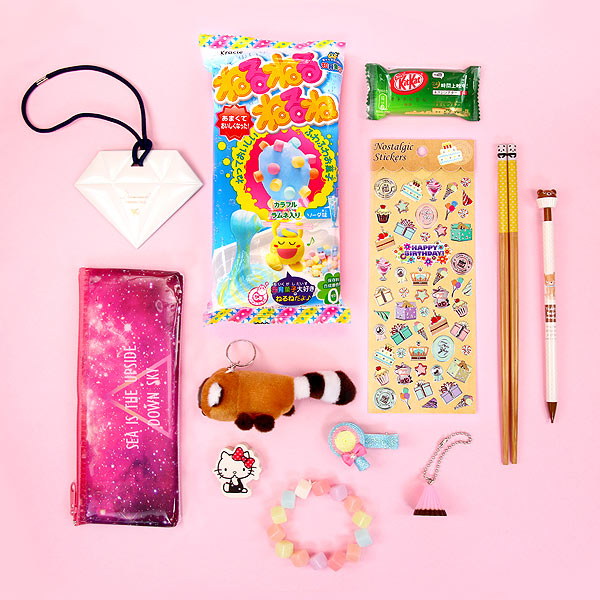 Kawaii Box February 2015 The Cutest Monthly Kawaii