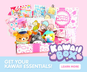 Kawaii Box - Th Cutest Subscription Box