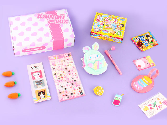 Image result for kawaii box march 2017